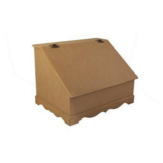 Κουτί για ρούχα Mdf 36x26x26cm