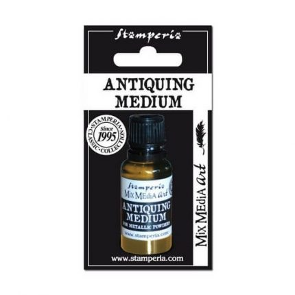 Antiquing Medium 20 ml, Stamperia