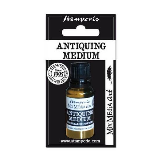 Antiquing Medium 20 ml, Stamperia