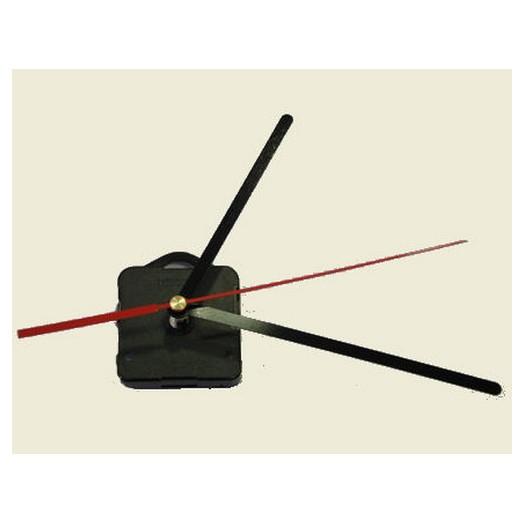 Μηχανισμός ρολογιού με ίσιους μεγάλους δείκτες, 145-95 mm