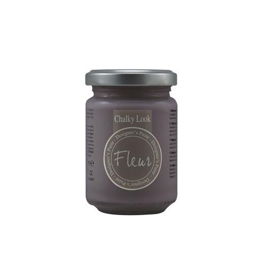 Χρώμα Fleur Chalky Look 130ml, Chocolate brush