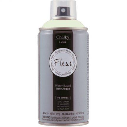 Χρώμα κιμωλίας σε σπρέι Fleur Chalky Spray 300ml, Miami milk
