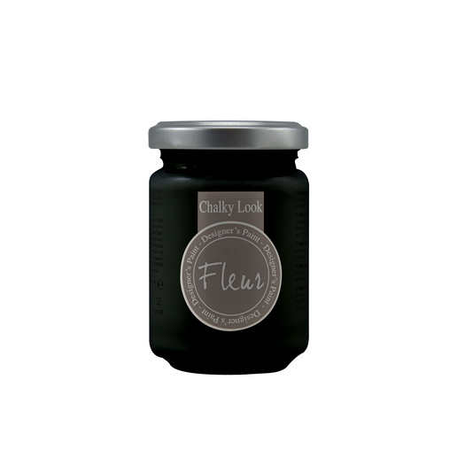 Χρώμα Fleur Chalky Look 130ml, Black