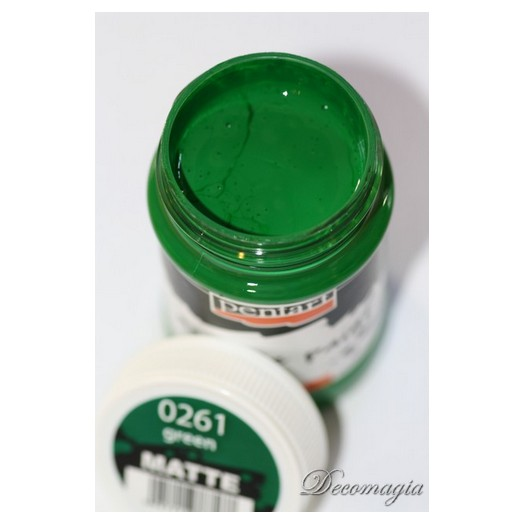 Χρώμα ακρυλικό Pentart 100ml, Green