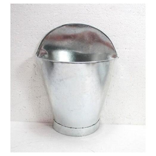 Μεταλλικό-Τσίγκινο Pot 29x13x33 cm