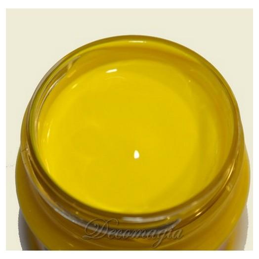 Χρώμα Για Ύφασμα Yellow 50ml