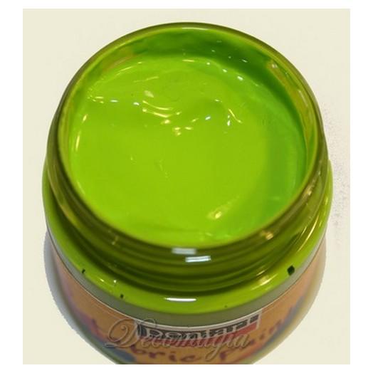 Χρώμα Για Ύφασμα Apple Green 50ml