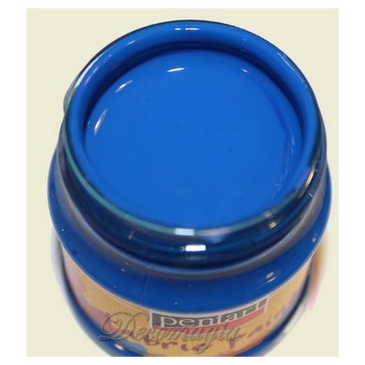 Χρώμα Για Ύφασμα Blue 50ml