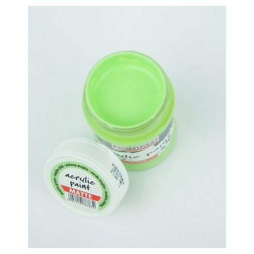 Χρώμα ακρυλικό Pentart 100ml, Mojito Green