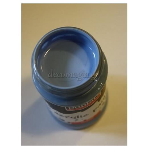 Χρώμα ακρυλικό 100ml Pentart, Blueberry
