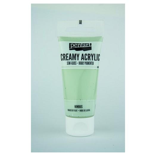 Χρώμα ακρυλικό Creamy Semi-Gloss 60ml Pentart - Nimbus