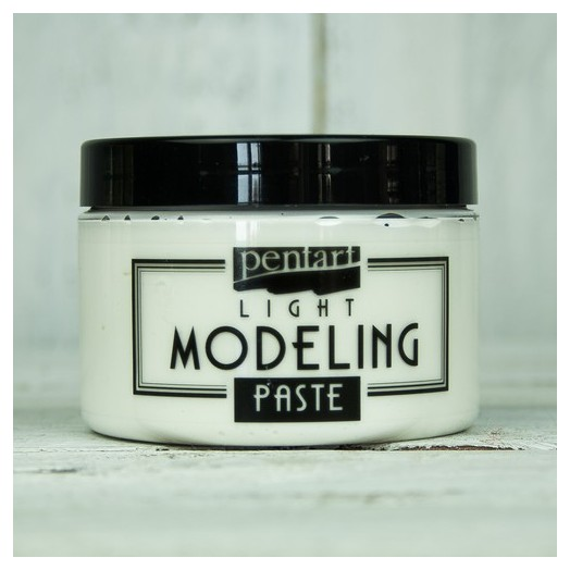 Light Modelling Paste Pentart, 150ml