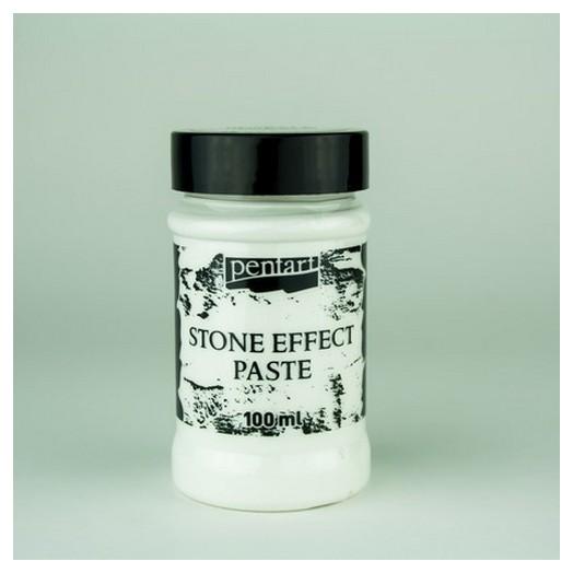 Stone effect Paste (εφέ πέτρας) Pentart 100ml - Limestone