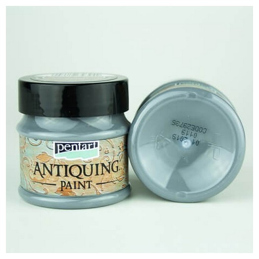 Antiquing Paint Pentart 50ml - Lead