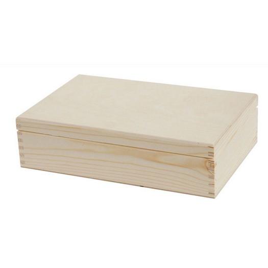 Κουτί ξύλινο 11,8x19x4,7cm