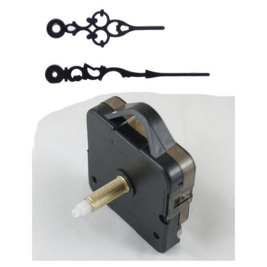 Μηχανισμός ρολογιού με μακρύ στέλεχος 18mm