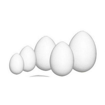 Αυγό απο Φελιζόλ 4x6cm