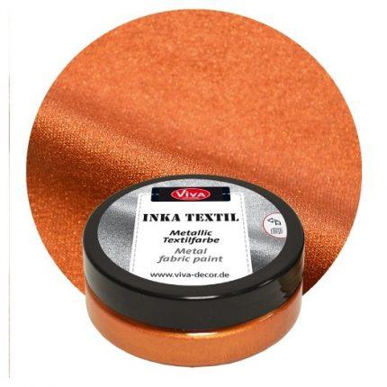 Inka-Textil 50ml, Copper