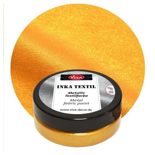 Inka-Textil 50ml, Gold