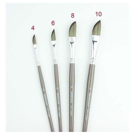 Πινέλο Renesans, Gray Line, Dagger,  No 4
