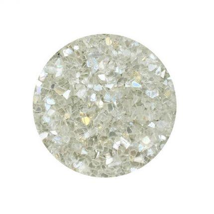 Glamour Sparkles, Sparkling White, Stamperia