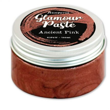 Glamour Paste, Ancient Pink, 100ml, Stamperia