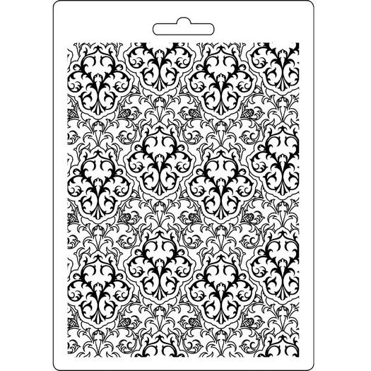 Καλούπι εύκαμπτο A5, 15x21cm, Stamperia, Wallpaper
