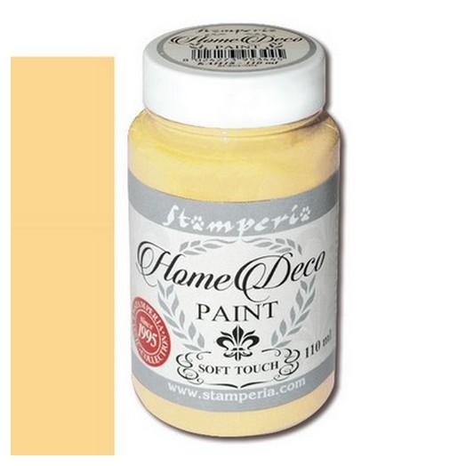 Home Deco Soft Paint 110ml Stamperia - Cream