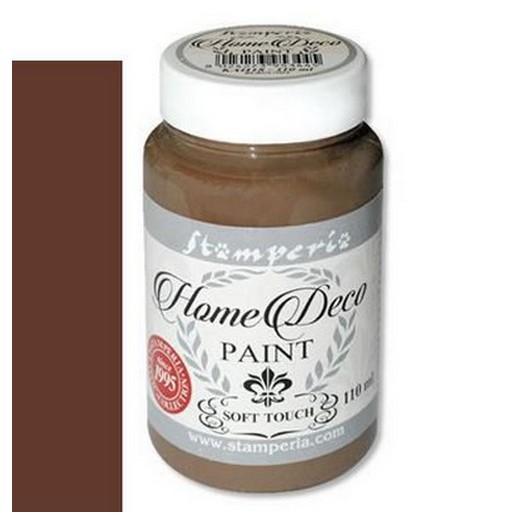 Home Deco Soft Paint 110ml Stamperia - Chesnut