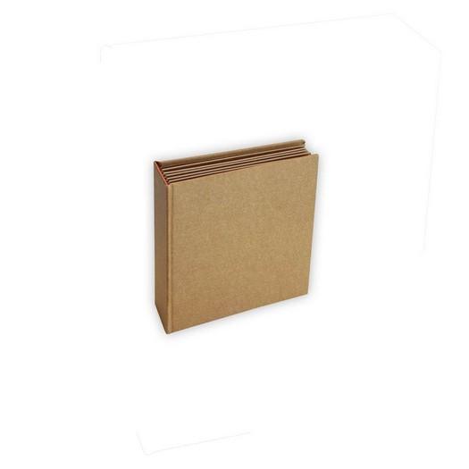 Άλμπουμ κραφτ, 11,5x11,5x5cm