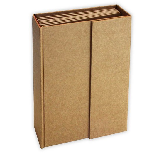 Άλμπουμ κραφτ 21,5x15,5x6cm
