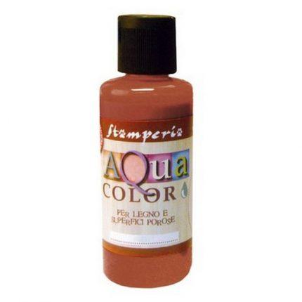 Χρώμα Aqua color Stamperia 60ml - Chesntut