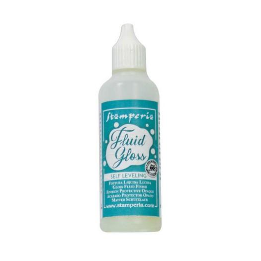 Fluid Gloss 80ml, Stamperia