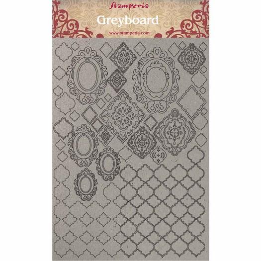 Διακοσμητικά από χαρτόνι Stamperia, 21x29,7cm, Wallpaper