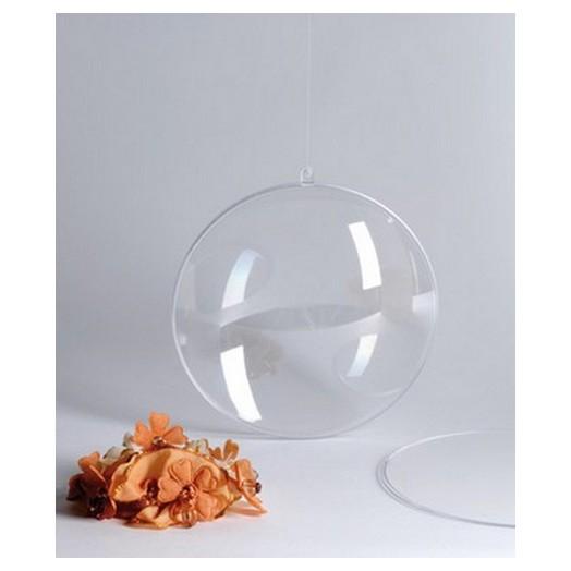 Μενταγιόν πλαστικό Plexiglass Ø10cm
