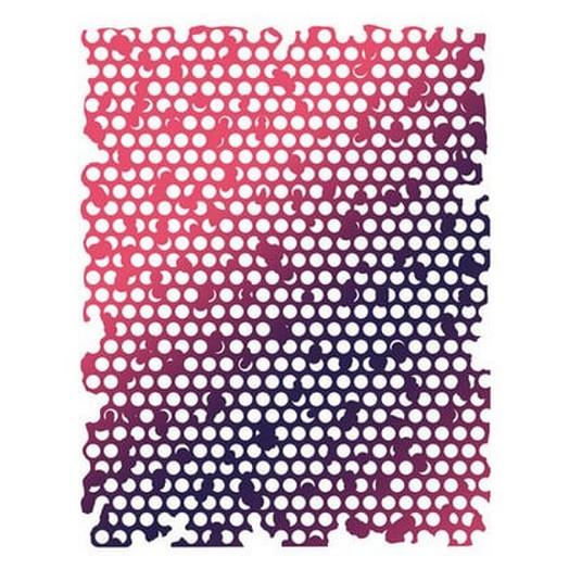 Thick Stencil 20x25cm/0,5 Texture ,Stamperia