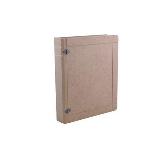Κουτί Mdf Book large 31x26x5.5cm