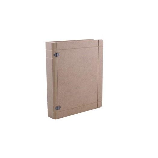 Κουτί Mdf Book small 20.5X17X5cm