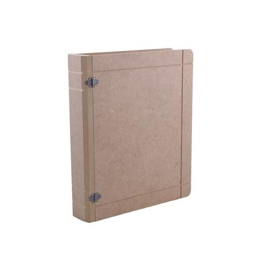 Κουτί Mdf Book medium 24.5X21X5.5