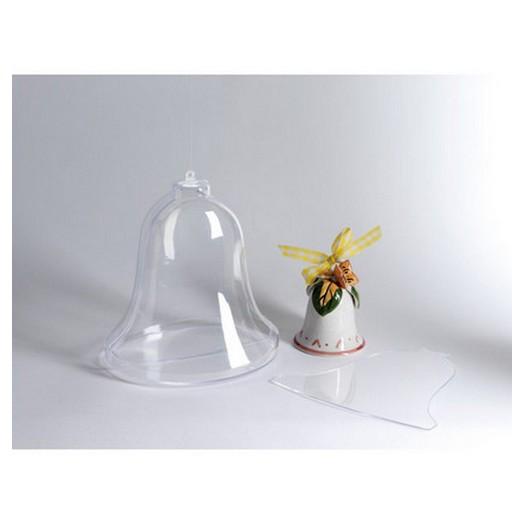 Καμπάνα διάφανη Plexiglass 10cm