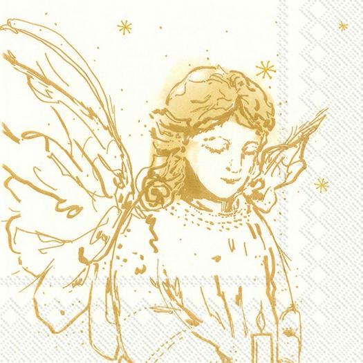 Χαρτοπετσέτα για decoupage, Like an angel, 1 τεμ.