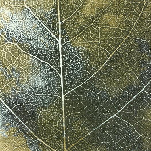 Χαρτοπετσέτα για decoupage, The leaf, 1 τεμ.