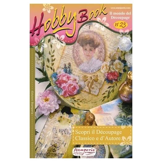 """Hobby Book """"Mondo di Decoupage"""""""