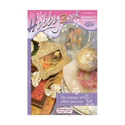 Hobby Book Decoupage & Doratura (ντεκουπάζ & χρύσωμα), Stamperia