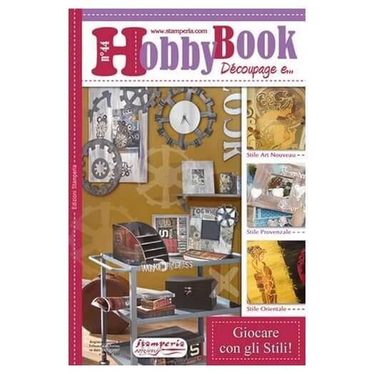 Hobby Book Giocare con gli stili, Stamperia