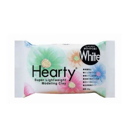 Hearty Clay White 50gr