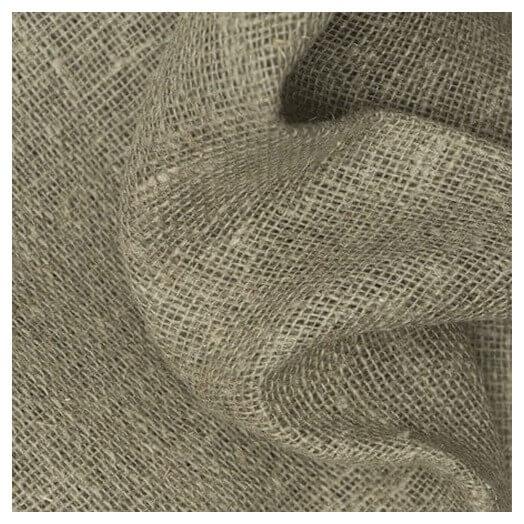 Ύφασμα λινό Natural αραιή πλέξη 55x50cm