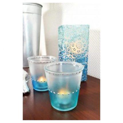 Satine - Matt Glass 82 ml  - Opaque, Viva Decor