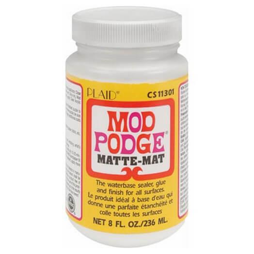 Κόλλα Decoupage Mod Podge MATTE, 236ml