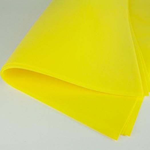 Foamiran Soft 50x50cm,  πάχος 0,5mm - Light yellow